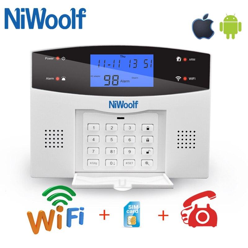 WPG alarm system-A