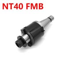 NT40 FMB22 FMB27 FMB32 FMB40 M16 Face mill drawbar tools holder collet chuck for CNC machine