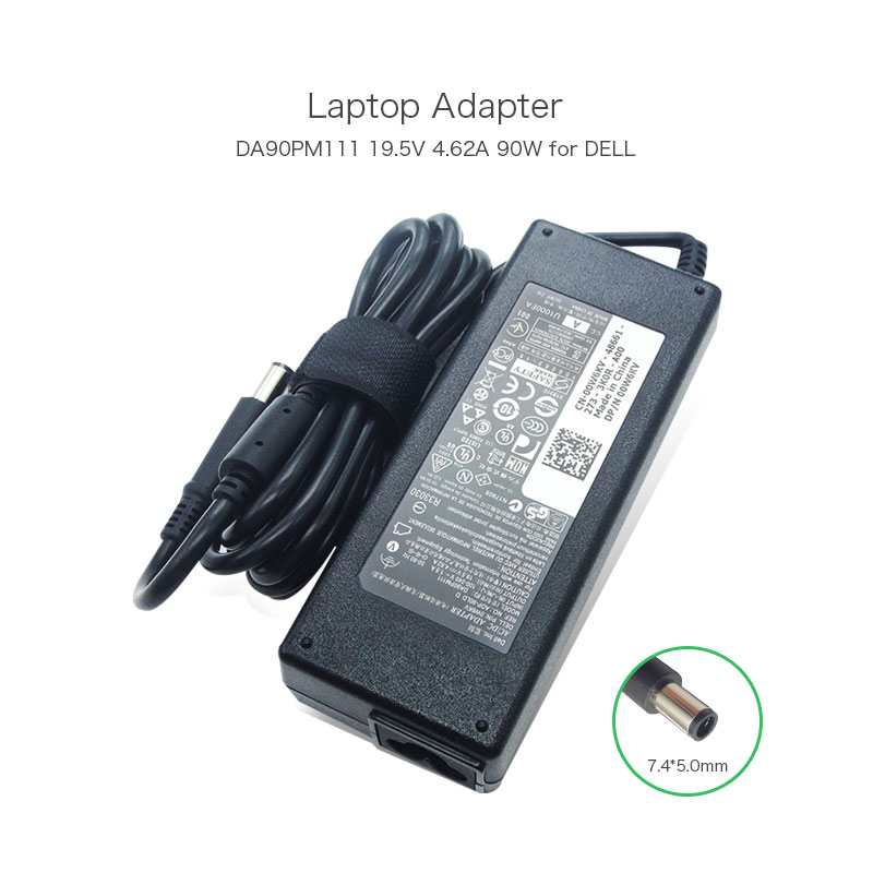 New Genuine 19 5V 4 62A 90W font b Laptop b font Charger font b for