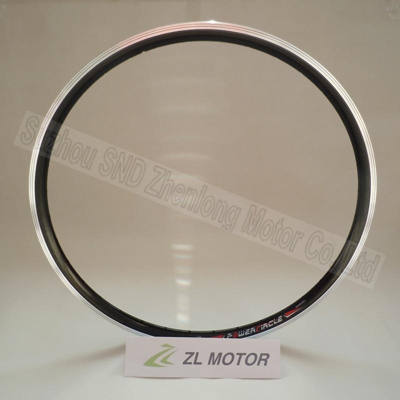 Mountain Bike Rim 25mm Width V Brake Wheel Rim 26inch 36Holes/ Double Wall Electric Bicycle 700C/28inch Wheel Rim G-L177