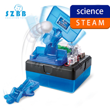 SZ STEAM DIY STEM Toys for Children Physical Scientific Experiment Creativity Learning Educational Toy DIY Shooting machine Gift sz steam diy stem toys for children physical scientific experiment creativity learning educational toy diy shooting machine gift