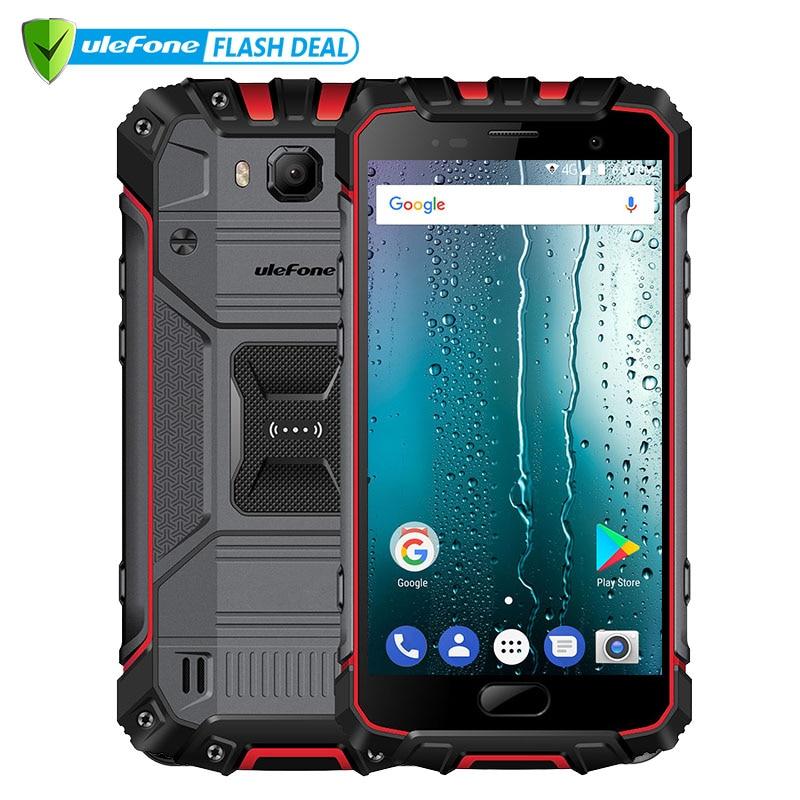 Waterproof IP68 NFC Ulefone Armor 2S Smartphone 5.0