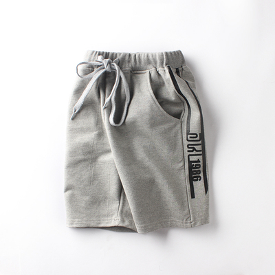 VIDMID Summer 6-14 year Children's Clothes Boy Shorts trousers Casual Knitted Cotton Teenage Boys cotton Shorts clothing 4102 08 4