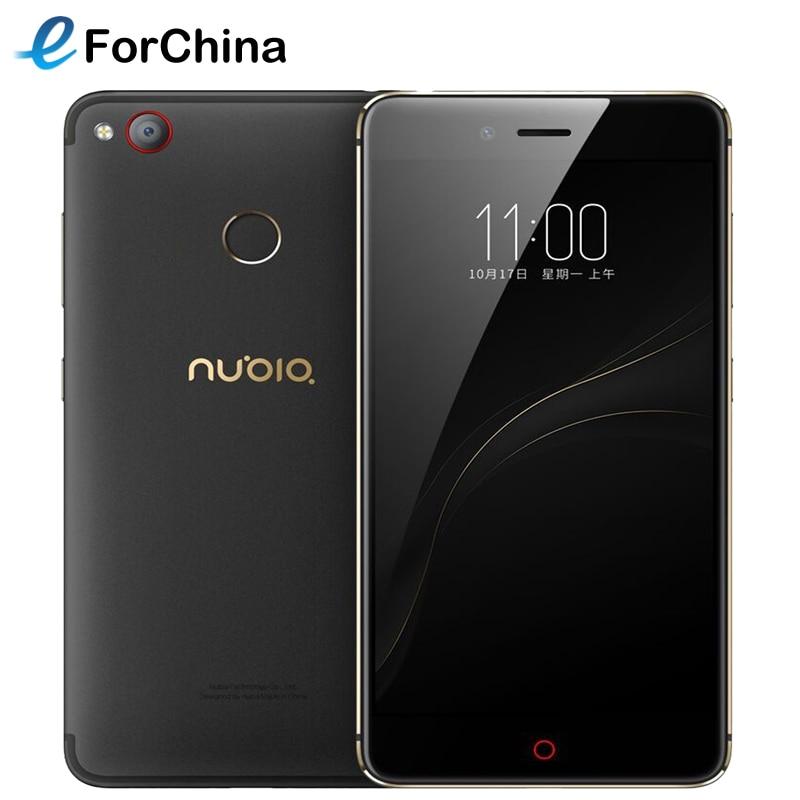 Nubia Z11 MiniS NX549J 4G Cell 5 2 inch 1920 1080 Nubia UI 4 0 SmartPhone
