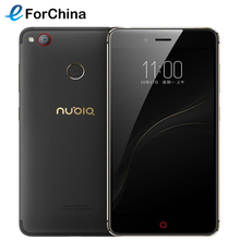 Nubia Z11 MiniS NX549J 4G Cellulaire 5.2 pouce 1920*1080 Nubia UI 4.0 SmartPhone Snapdragon 625 MSM8953 Octa Core ROM 64 GB RAM 4 GB NFC
