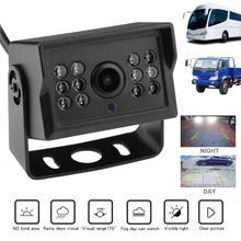 Macchina Fotografica di Retrovisione Visione Notturna di IR Telecamera di Retromarcia per 24 V CAMPER Bus Camion Inverso Parcheggio di Sostegno 170 Grandangolare HD a Colori immagine