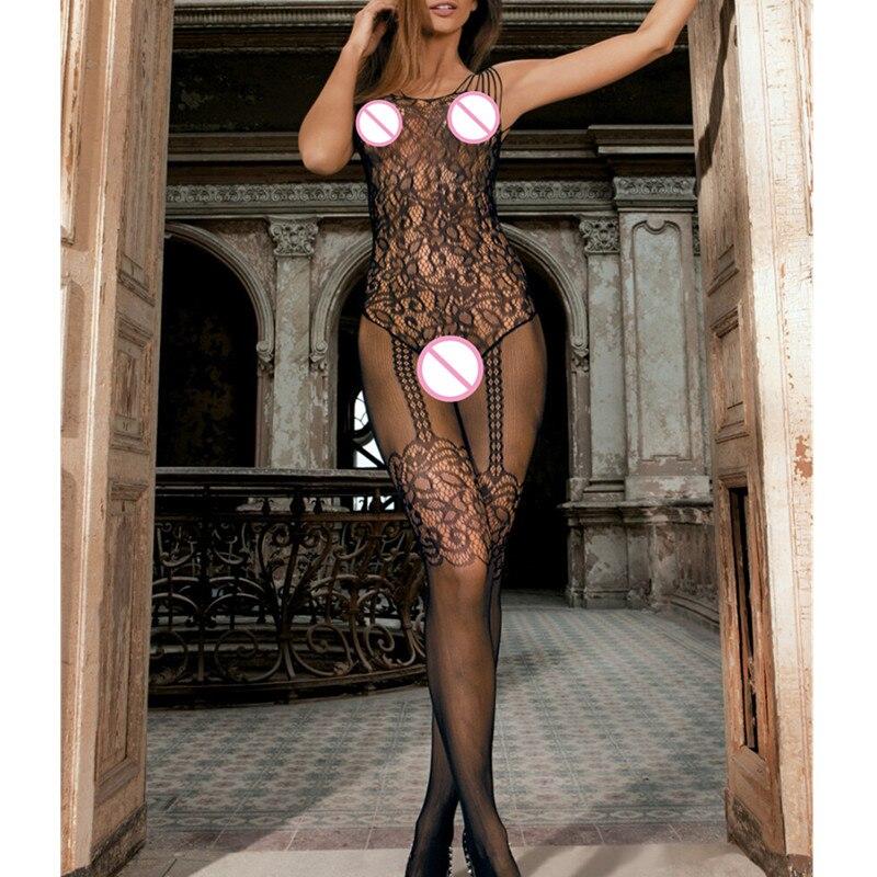 NEW Hot bodystocking Sexy lingerie Wanita brand baru Sexy body suit, sexy dress