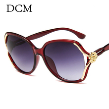 DCM Fashion Women Retro Lady Driving Luxury Sunglasses Female Spectacles Elegant