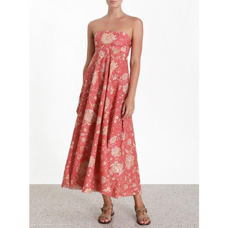 9ddabe6e11383 2019 New spring summer women's Bohemian beach vacation silk sling ...