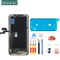 OEM AAA Grade LCD For iPhone X XR XS Max LCD Display Original AMOLED for iPhoneX LCD Touch Screen Digitizer Replacement Assembly