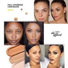 New gold concealer lasting makeup whitening concealer moisturizing oil control 6 color concealer Women's Face Concealer Hot Sale корректоры beyu hydro miracle concealer 6