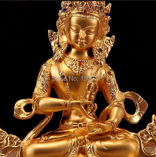 Բուդդայի արձանը / Tantric Buddha Vajrapani - Տնային դեկոր - Լուսանկար 3