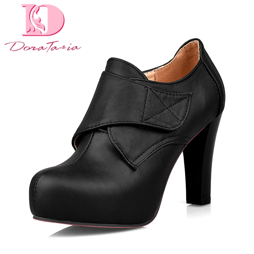 Doratasia Platform Pumps Women's Shoes Trendy High-Heels Sexy Fashion Super Summer 33-43