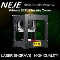 NEJE 1000mW DIY Print 3D Engraver Laser Engraving Machine USB Cnc Crouter Laser Cutter Mini Automatic