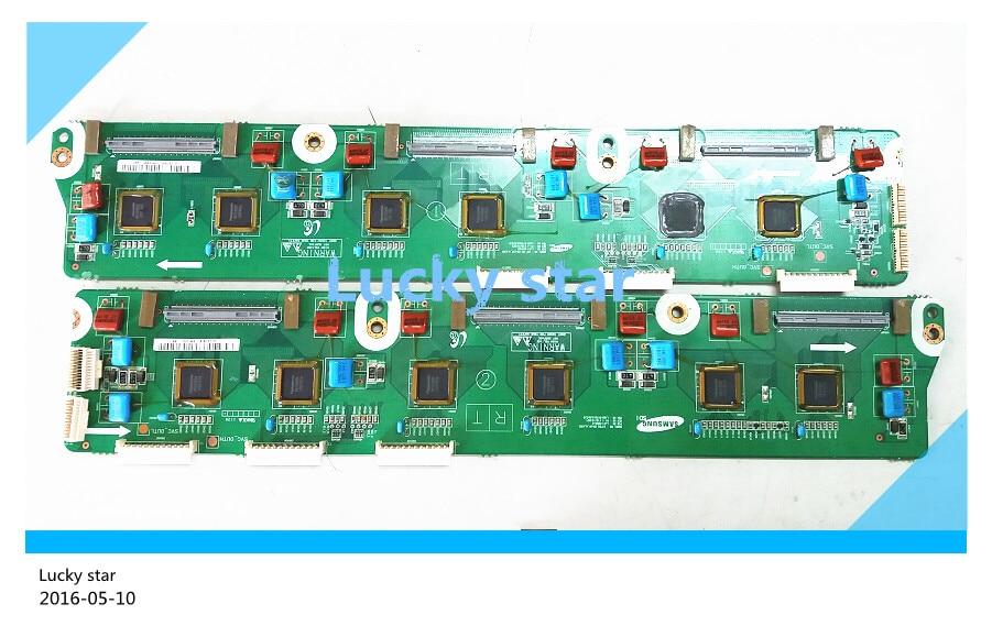 original plate PS64D8000FJ LJ41-09461A LJ41-09462A LJ92-01791A/01792A Buffer Board original plate 42hd w3 yb lj41 05077a lj92 01484a buffer board used