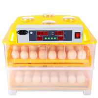 Home Industrial Use Mini Automatic Egg Incubator 96 Egg Chicken Duck Incubator Brooder Poultry Incubator Machines