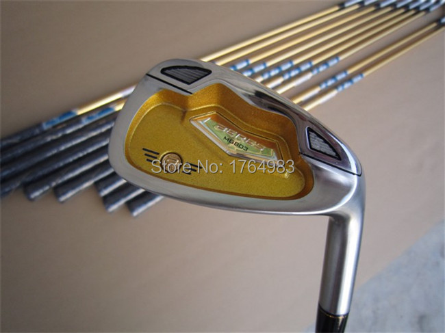 Honma MG803 Iron Set Irons Golf Clubs 3-11Sw(10PCS) Regular/Stiff Graphite Shaft Come Head Cover - Leisures store