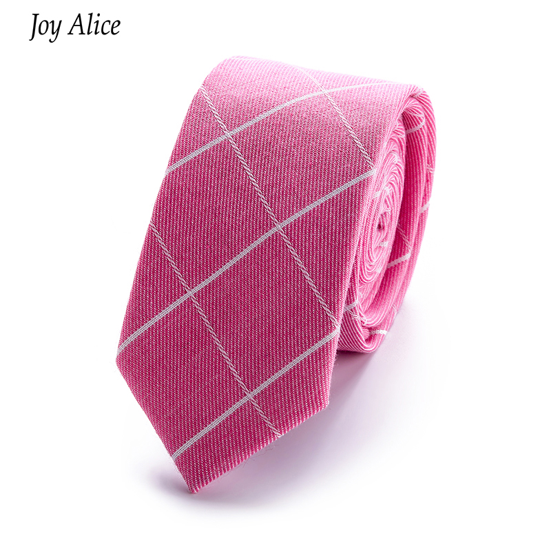 märke 2018 New Arrival Gentlemen slips Slipsar 6 cm bomull Mode - Kläder tillbehör - Foto 1