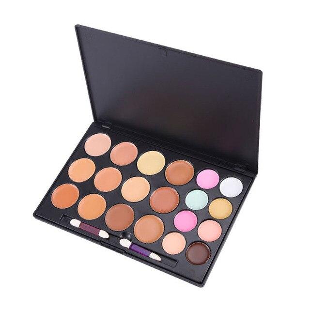 20 Color Concealer Camouflage Palette Facial Eye Make Up Professional Conecealer Cream Conturing Cosmetic Makeup Set Kit