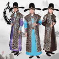 Traje chino antiguo de la dinastía de Canción Alteza Real de televisión de cine togae ropa masculina juego de la espiga hanfu traje