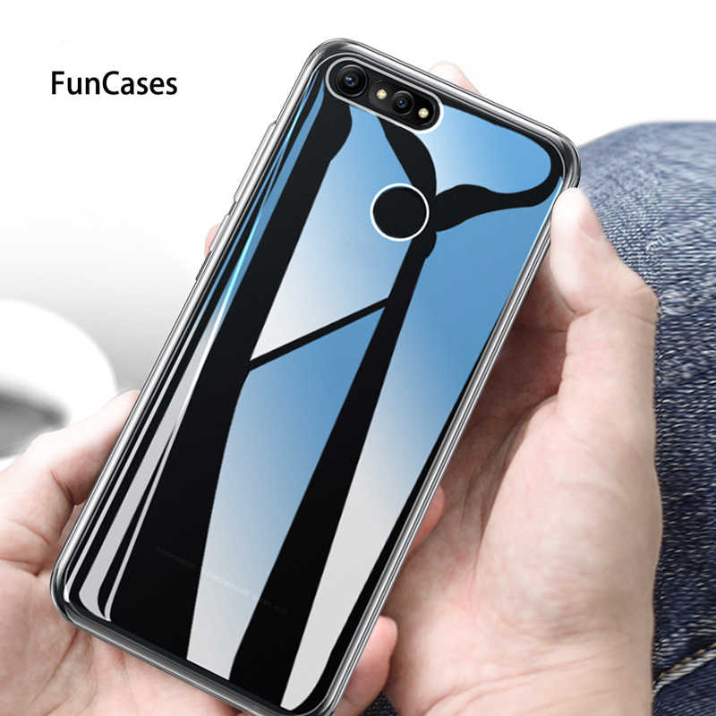 Ultra Thin Clear Soft Silicon Case For Huawei P30 P20 Mate 20 P10 lite pro P Smart Nova 4 Honor View 20 10 9 lite 8X 8C 8A Cover