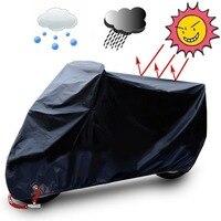 Airkoul XXL Motorcycle Cover Waterproof Outdoor for Honda Dustproof All Season Protect Universal Bike Rain Dust UV Protector