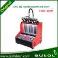 2016 On promotion Launch CNC600 Injector Cleaner and Tester With Ultrasonic Cleaners CNC600