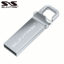 Suntrsi USB Flash Drive 4GB 8GB real capacity pen Drive 64GB pendrive usb 2 0 32GB