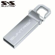 Suntrsi USB флэш-накопитель 4 ГБ 8 ГБ реальная емкость флеш-накопитель 64 Гб Флешка usb 2,0 32 Гб 16 Гб USB флешка Водонепроницаемая USB вспышка Бесплатная доставка