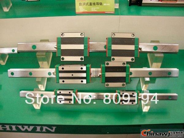 1200mm HIWIN EGR20 linear guide rail from taiwan