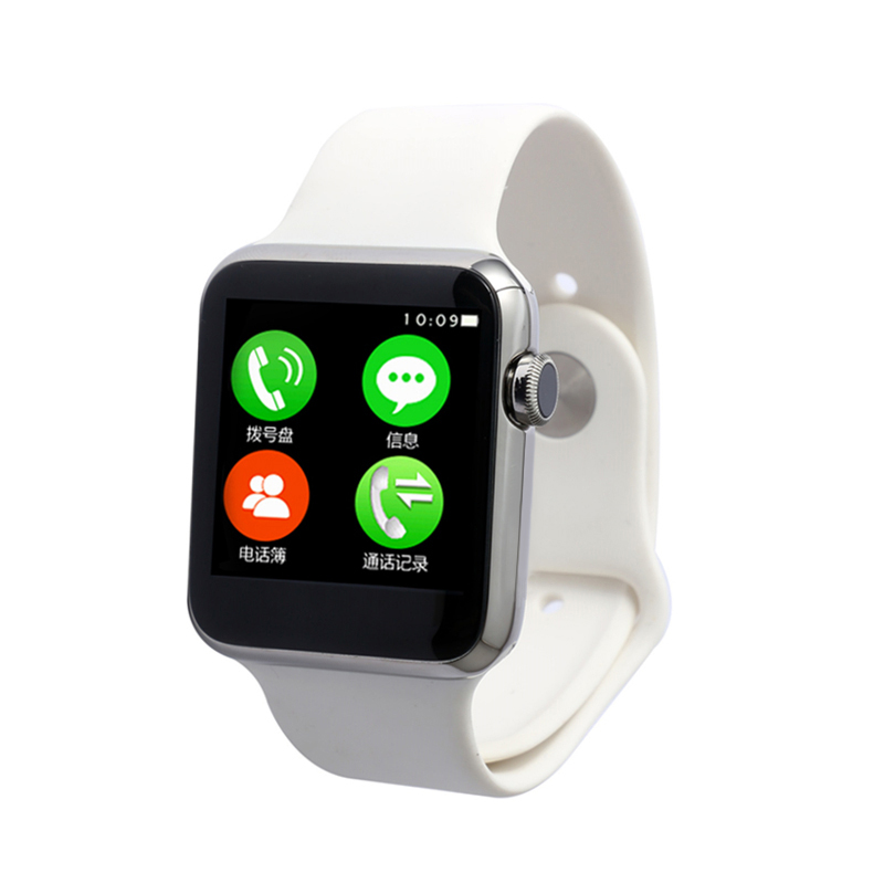 Smart Watch Android IOS Bluetooth Phone Clock For Xiaomi Samsung Huawei Apple Smartwatch new bluetooth smart watch 42mm iwo smart watch generation smartwatch for ios apple iphone samsung huawei xiaomi android phone