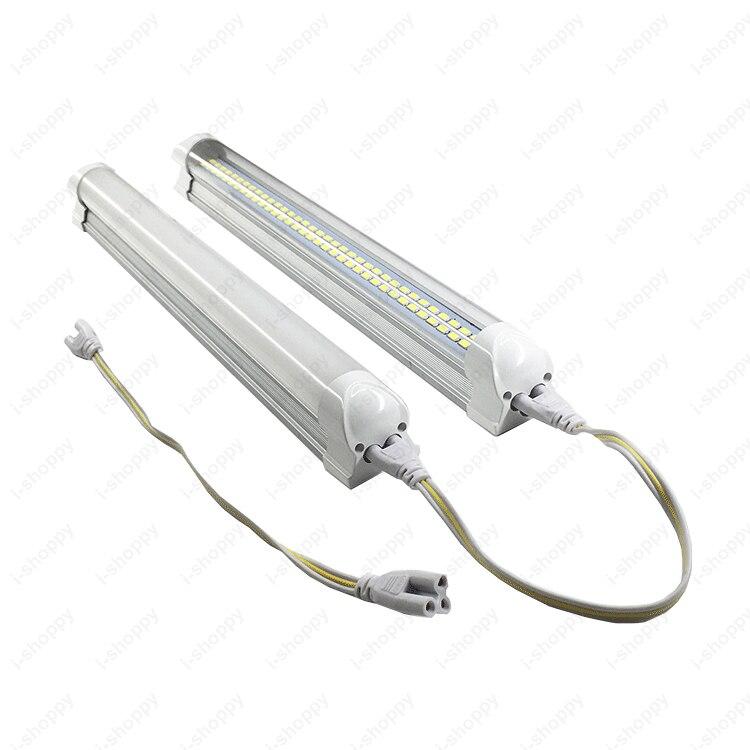 10 шт. 30 Вт Светодиодный интегрированная Светодиодная трубка 168 светодиодный s T8 Лампы светодиодные панели 90 см SMD 2835 Оптовая распродажа: прозрачные защитные пленки/молочно белый чехол - 6