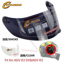 Newest Arrival Motorcycle Helmet Visor Fitting For AGV K5&AGV K3 SV&CG902&CG316