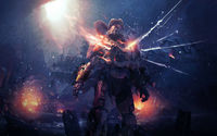 Halo 1 2 3 4 5 Hot Game Fabric Poster 40 X 24 Decor 5 02