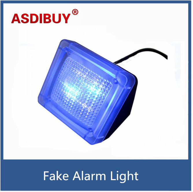 CCTV Accessories house safety protection False Alarm Induction Lamp Fake Anti theft TV Video Surveillance Motion