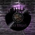 1 шт.  LAS VEGAS City  светодиодное освещение  Невада  State  настенный светильник  современная светодиодная подсветка  США  подарок для туриста в Лас-В...