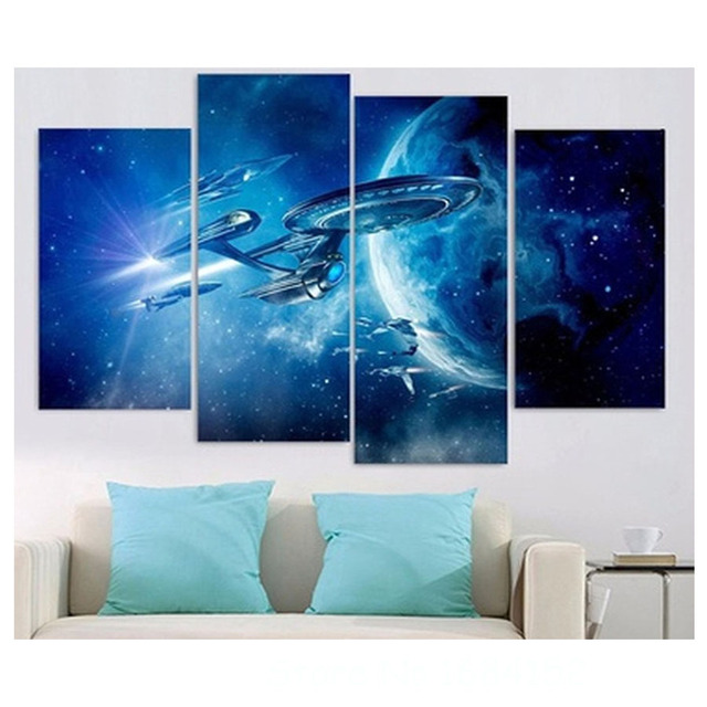 3d Diamond Painting 4pcs Cross Stitch Pattern 5d Diamond Embroidery