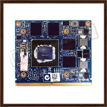 Working Well N15P-Q3-A1Video Display Card For HP 8560W 8570W 8770W ZBOOK 15 17 K2100M K610M 1GB Graphic Card 100% Genuine Tested