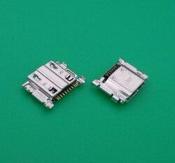 Oryginalny Port ładowania do Samsung Galaxy S3 i9300 i9305 i535 i747 L710 T999 GT I9300 gniazdo Micro USB gniazdo złącza w Złącza od Lampy i oświetlenie na