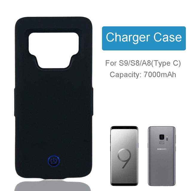 samsung s9 plus case charger