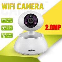 Baby Monitor Wifi Pan Tilt Alarm P2P Mobile Phone Full HD 1080P Camera Robotica Robot Camera