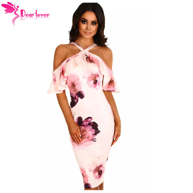 Plus Off-Shoulder Tiered Ruffle Trim Dress | SHEIN