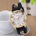 Luxury Brand Unisex Student Wristwatch New Fashion Trendy Casual Women Silicone Watch Tfboys Partten Ladies Dress Quartz watch