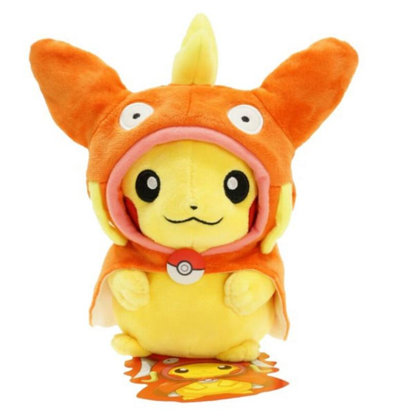 Pikachu Cosplay Plush Toy 3