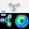 2017 New Batman Fidget spinner Fashion rainbow colorful glow stickers Hand spinner women men Casual Accessories spinners