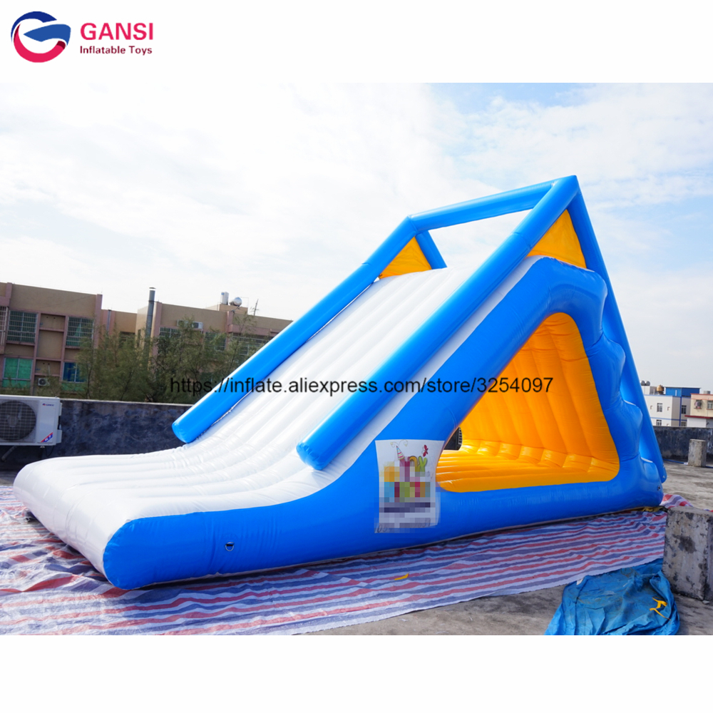 Inflatable Water Slide China: Aliexpress.com : Buy Inflatable Water Park Slide From