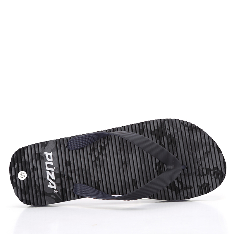 Puza Brand Mens Flip Flops Beach Outdoor Sandals Thong Slippers Big Size Home Indoor Shower Eva Sports Walking Non slip Male Boy in Beach Outdoor Sandals from Sports Entertainment