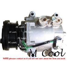 Auto AC Compressor For Jaguar S-Type 4.2L Ford Thunderbird 3.9L Car Lincoln LS V8 Gas Air Conditioner