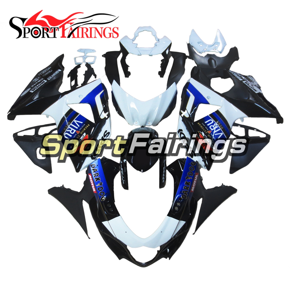 2009: Fairings For Suzuki GSXR1000 GSX R1000 K9 Year 2009 2014