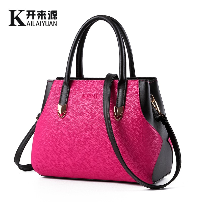 SNBS 100% Genuine leather Women handbags 2018 New bag lady lady mosaic fashion handbag Crossbody Shoulder Handbag Messenger audioquest water xlr 0 5m